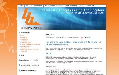 Project_L4U_homepage